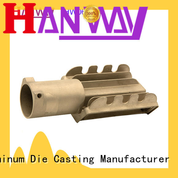 Hanway mechanical led heatsink factory price for workshop