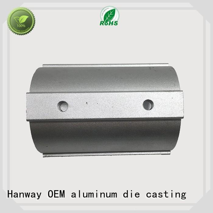 Hanway cast heat sink design customized for workshop