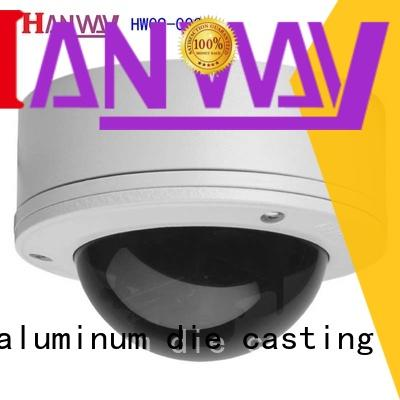 Hanway anodized cctv accessories factory price for outdoor