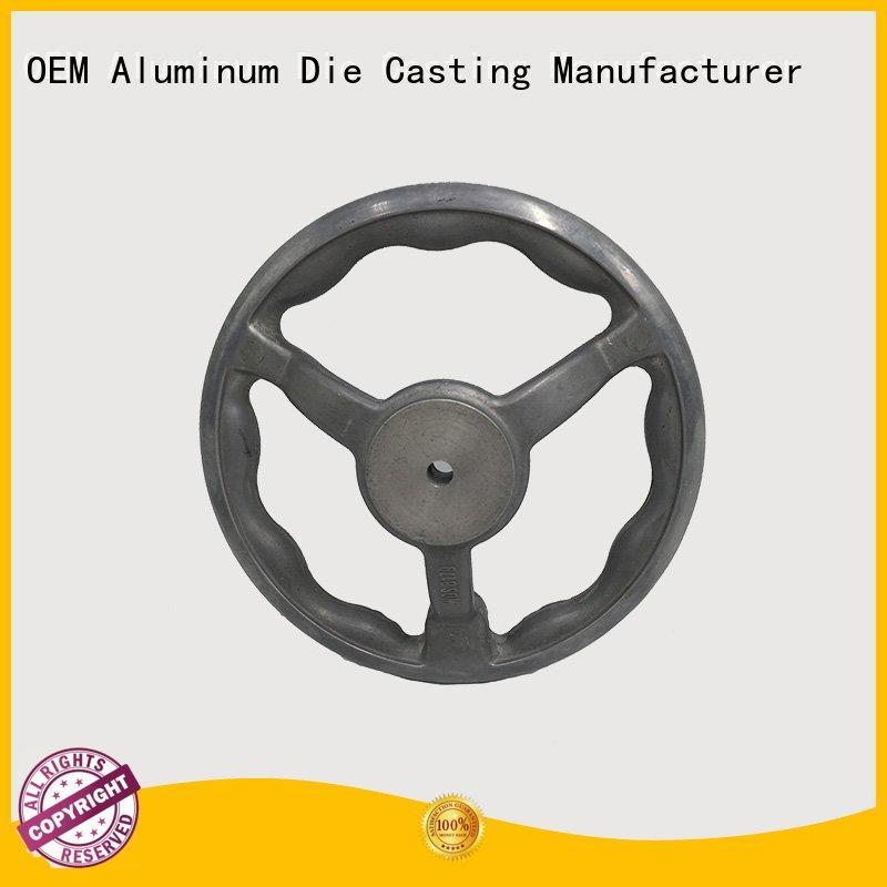 machining die cast aluminum furniture manufacturers Hanway Brand