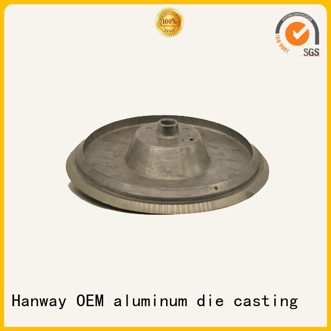 precision foudry oem die aluminum channel Hanway Brand
