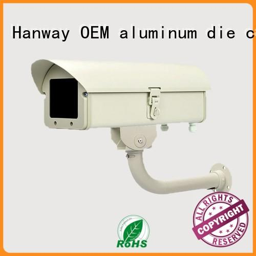 Hanway foundry cctv accessories factory price for light