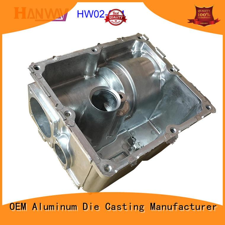 hw02010 stainless steel die casting hw02002 for industry Hanway