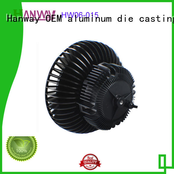 Hanway automatic led heat sink design part for plant