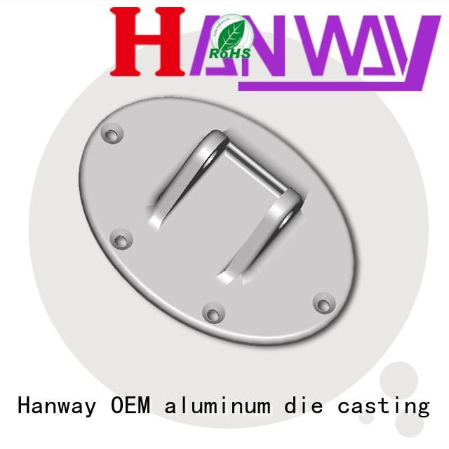 cast aluminum train Hanway Brand aluminum die cast train part supplier