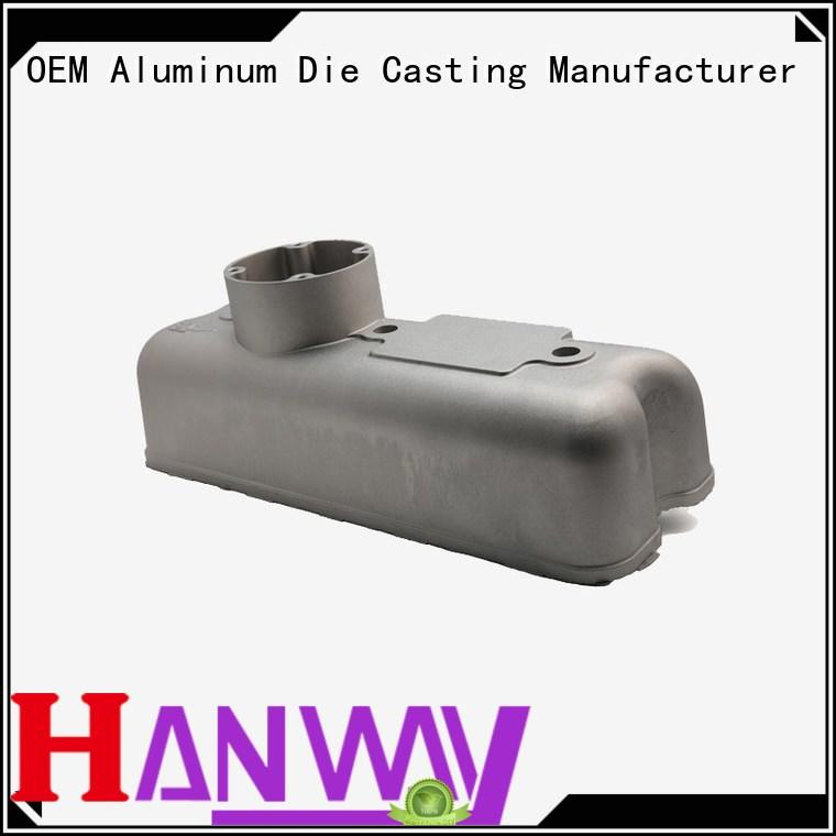 Hot parts cast aluminum furniture manufacturers aluminum regulator Hanway Brand