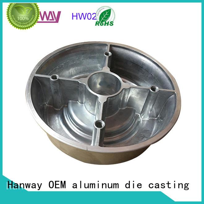 Hanway hw02045 metal casting manufacturer wholesale for manufacturer