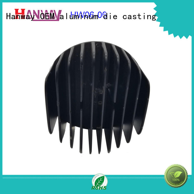 Hanway mechanical best heatsink part for workshop