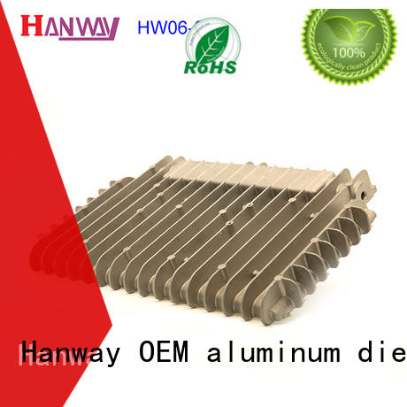 Hanway hw05020 die casting companies factory price for plant