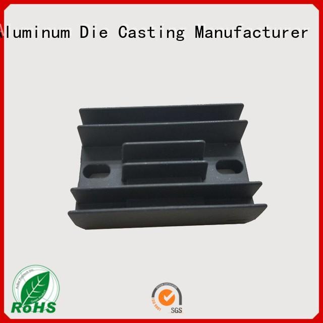 motorcycle Custom regulator cnc aluminum die casting supplier Hanway aluminum
