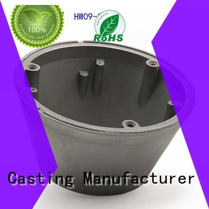 Hanway die casting Security CCTV system accessories factory price for mining