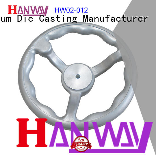 Hanway polished Industrial parts and components directly sale for plant