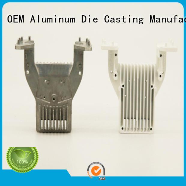 Hanway Brand aluminum die custom heatsink