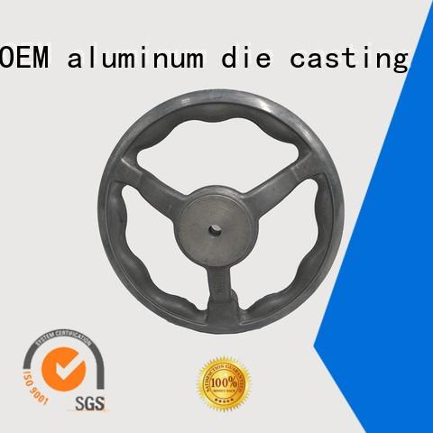 Wholesale casting aluminum cars auto parts Hanway Brand