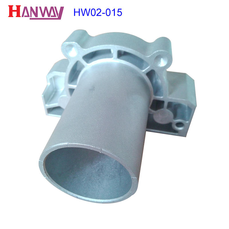 Hanway forged zinc alloy die casting parts cnc for manufacturer-3