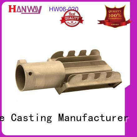 Hanway precise custom heatsink supplier for manufacturer