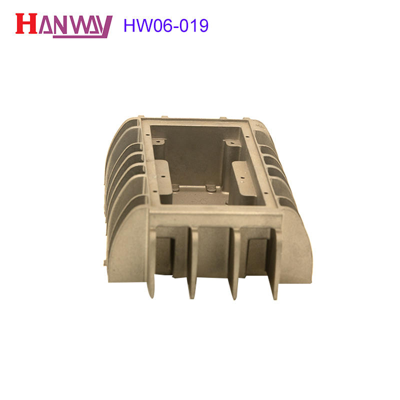 industrial led headlight heat sink extruded part for plant-2