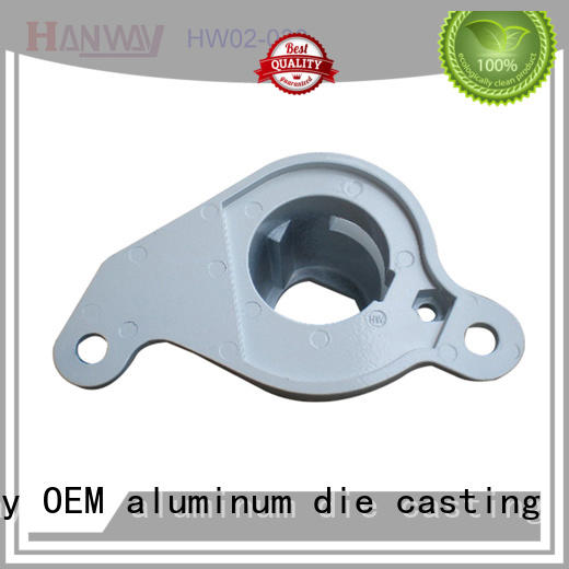 Hanway forged Industrial parts and components automobile for workshop