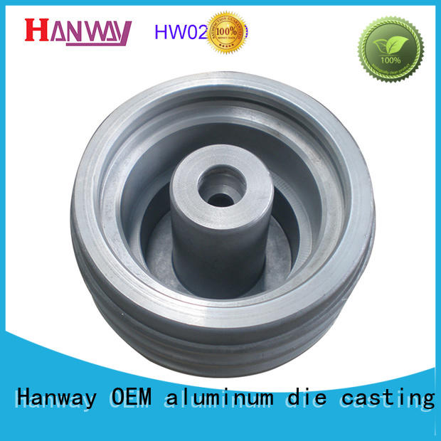 forged aluminum die casting parts mould directly sale for workshop