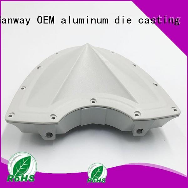 wireless coating aluminum die casting company aluminum Hanway company