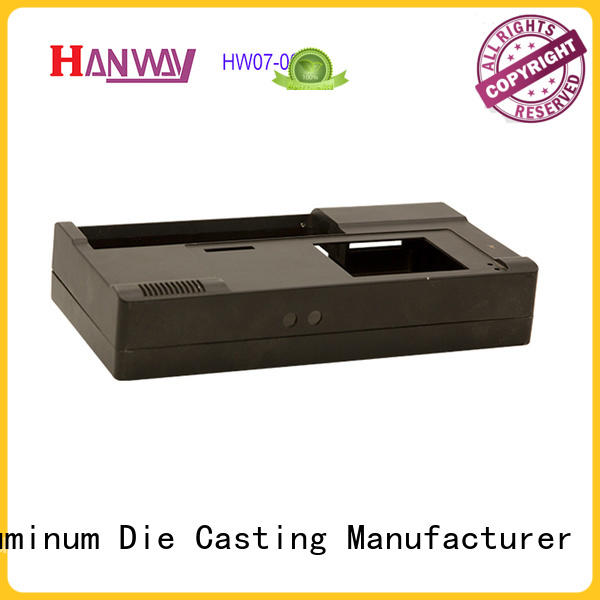 Hanway CNC machining Security CCTV system accessories for plant