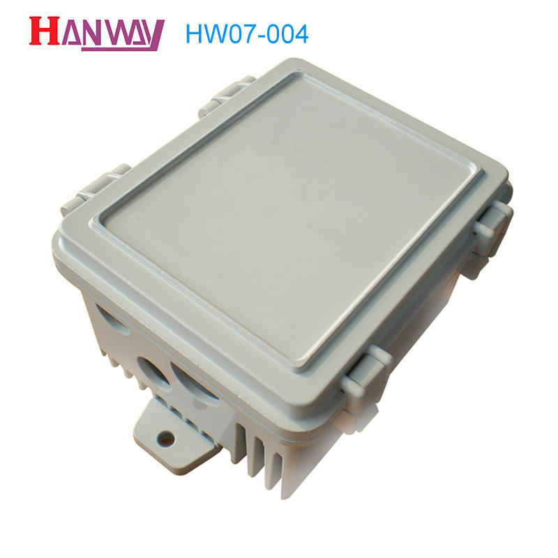 Hanway CNC machining Security CCTV system accessories factory for plant-2