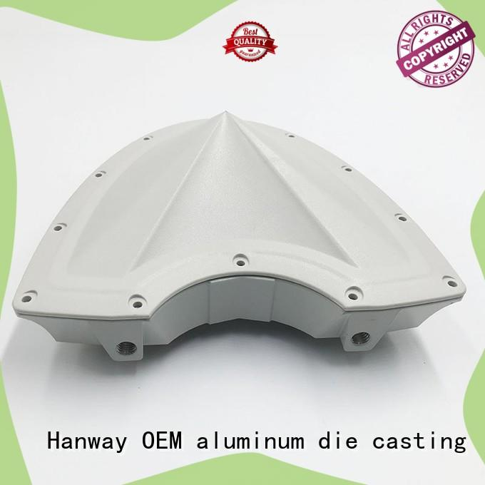 Hanway die casting Motorcycle Clooer hw01015016017022 for antenna system