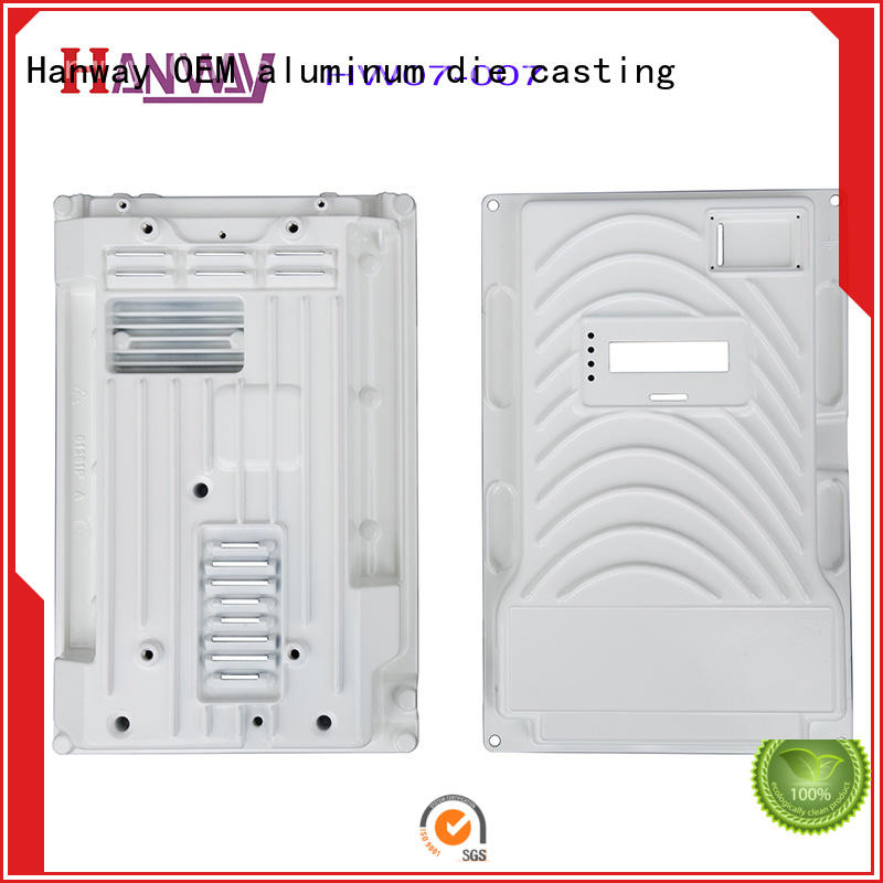 Hanway aluminum die casting personalized for plant