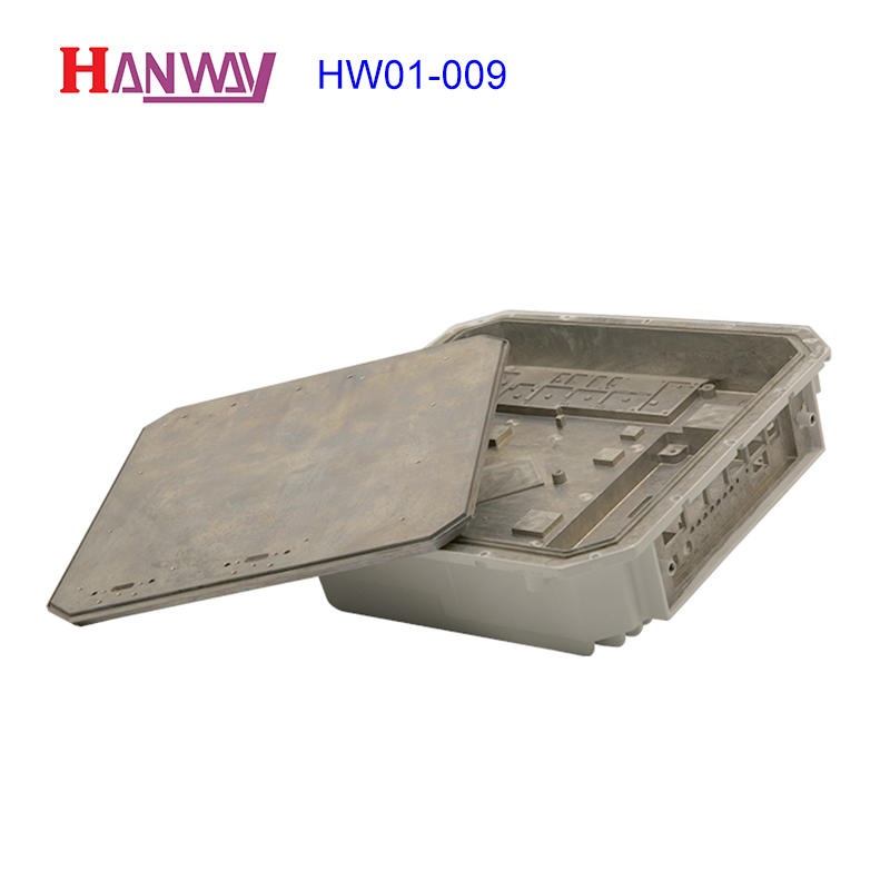 Hanway coating telecommunication parts accessories design for manufacturer-3
