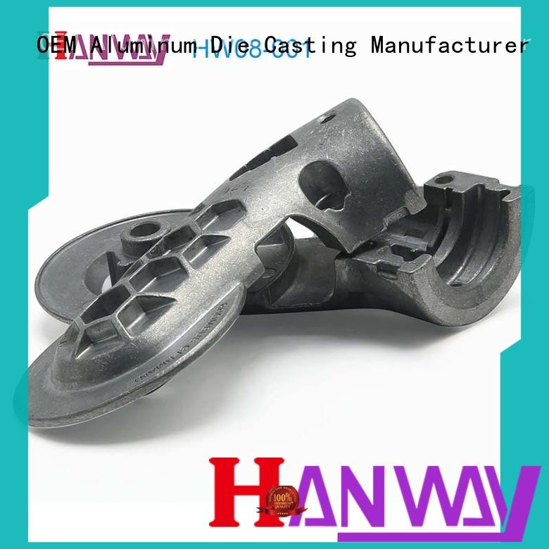 OEM aluminum die cast hospital equipment accessories HW08-001