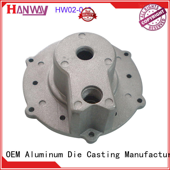 polished Industrial parts and components hw02016 series for plant