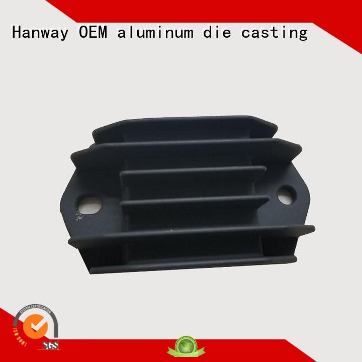 Hanway Brand regulator cooler custom heatsink heatsink