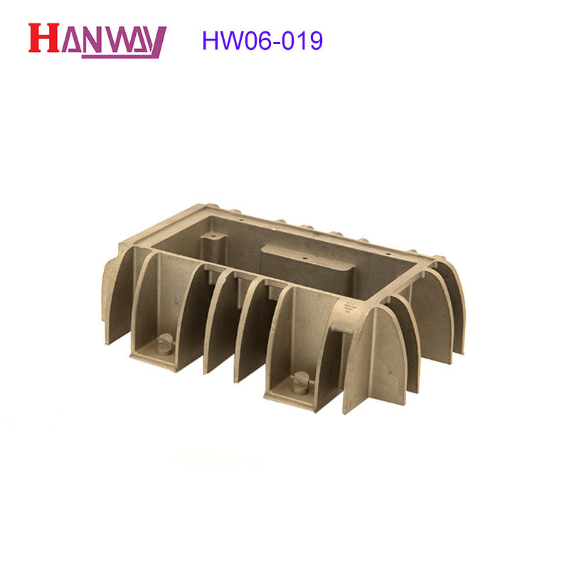 industrial led headlight heat sink extruded part for plant-3