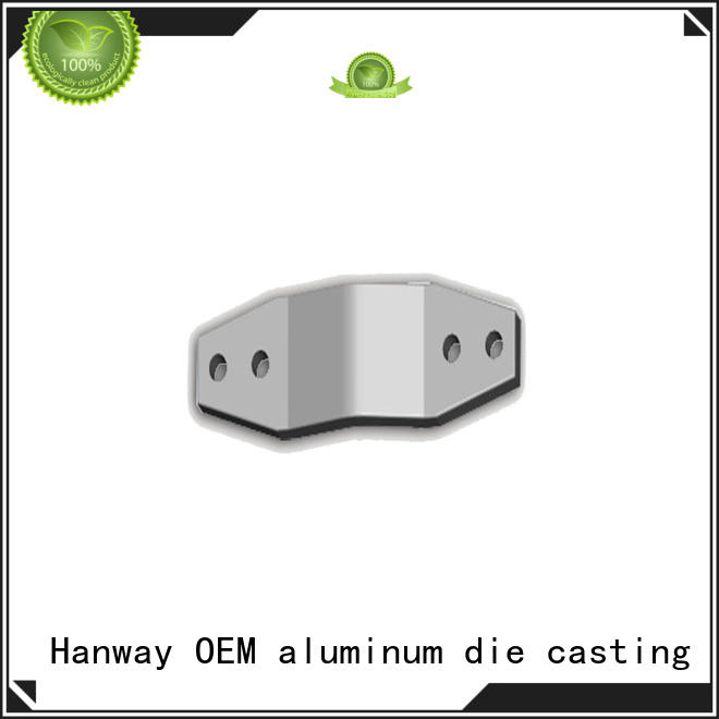Hanway die casting telecommunications parts supplies inquire now for workshop