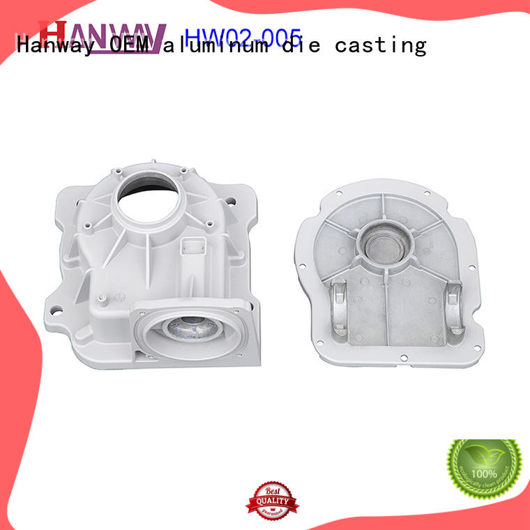 Hanway model Industrial parts and components supplier for manufacturer