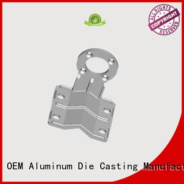 part kit OEM aluminum die casting company Hanway
