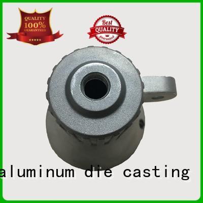 Hanway Brand led parts oem aluminum light pole manufacture