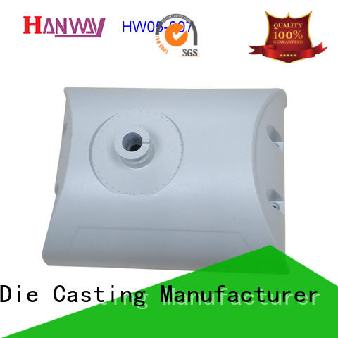 Hanway quality die-casting aluminium of lighting parts kit for mining
