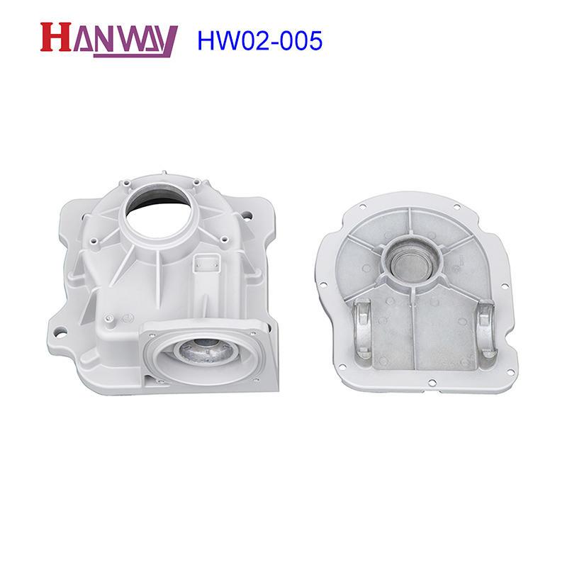 Hanway die casting aluminium pressure casting series for plant-1