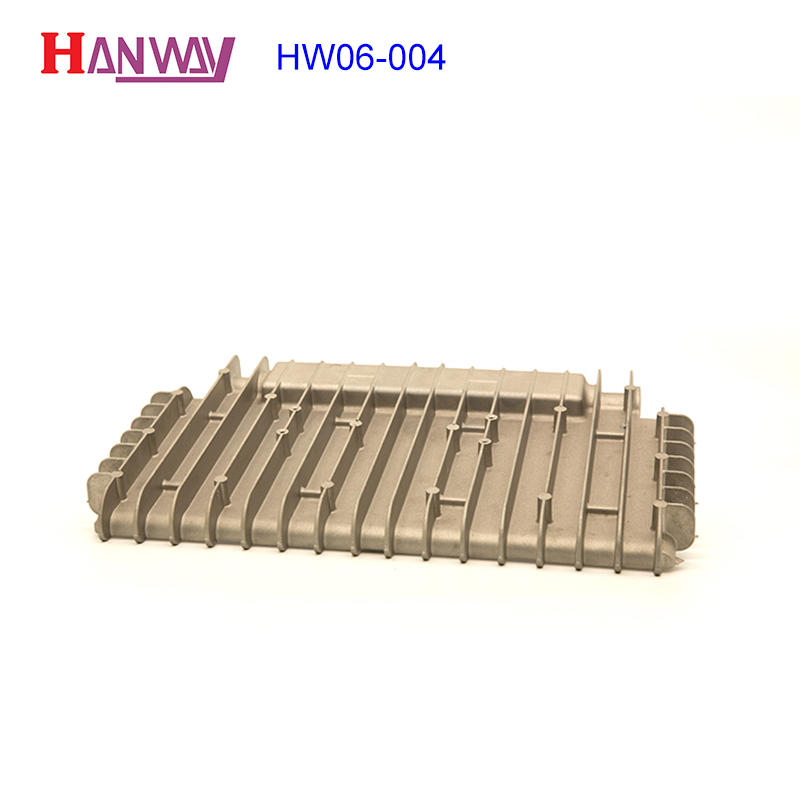 Hanway die casting led heatsink customized for workshop-3