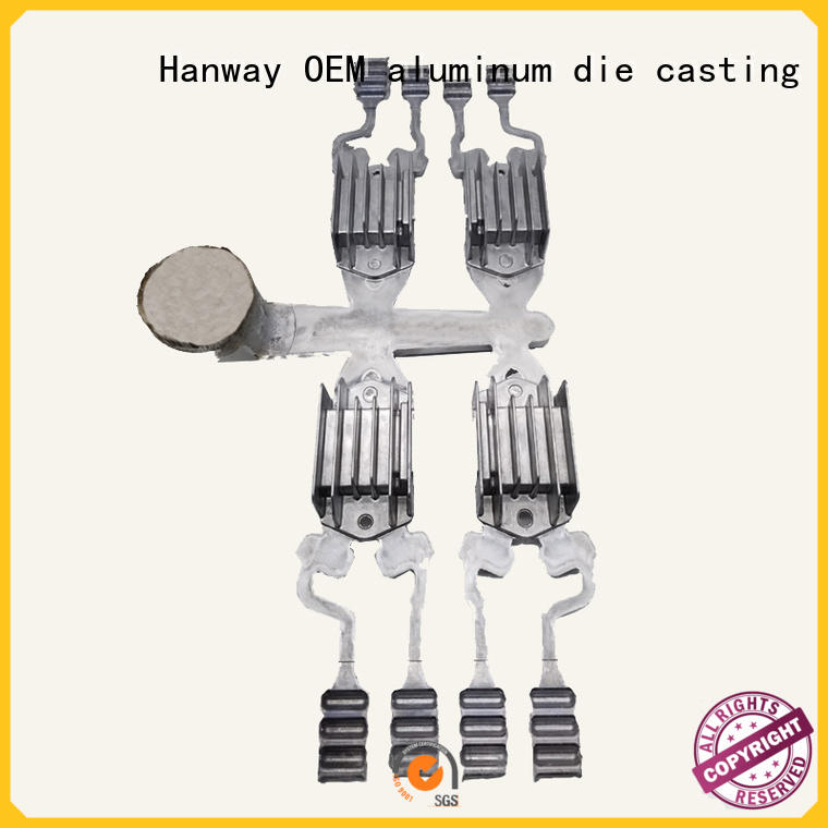 100% quality aluminium die casting products mould factory price for trader