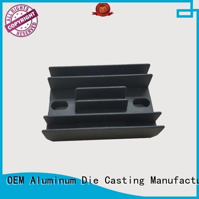 aluminum die casting motorcycle parts sale rectifier heatsink Hanway Brand motorcycle heatsink die casting