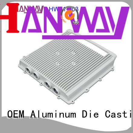 Hanway sink metal die cast design for workshop
