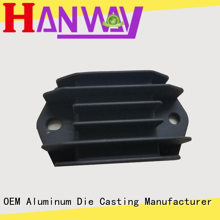 mounted moto parts heatsink factory price for antenna system