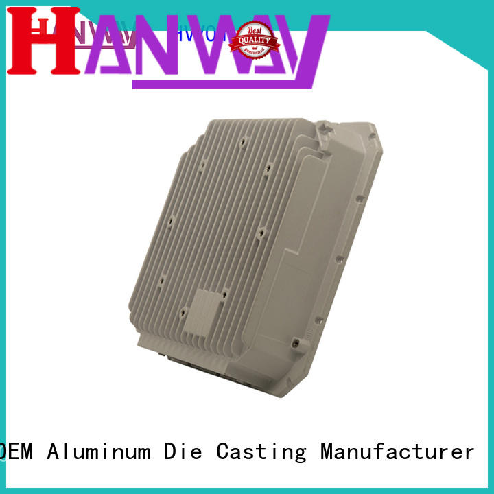 machining wireless telecommunications parts design for antenna system Hanway