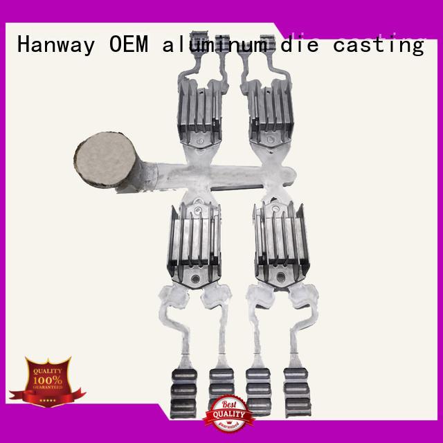 Hot custom heatsink cooler Hanway Brand