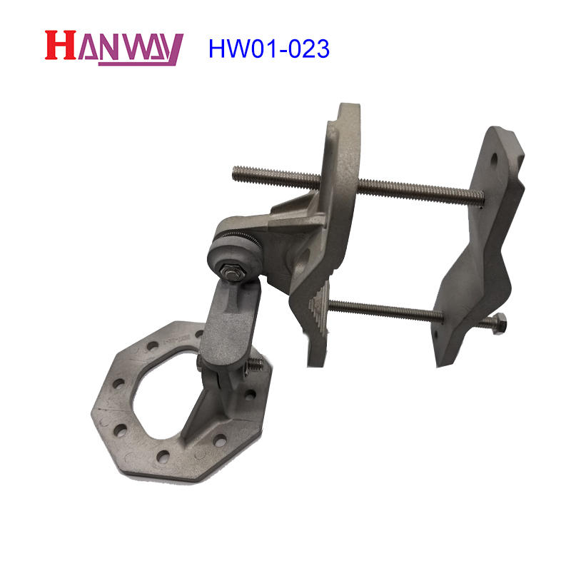 Hanway coating metal die cast personalized for antenna system-3