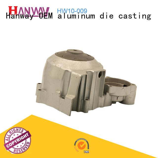 Hanway automobile new motorcycle parts kit for industry
