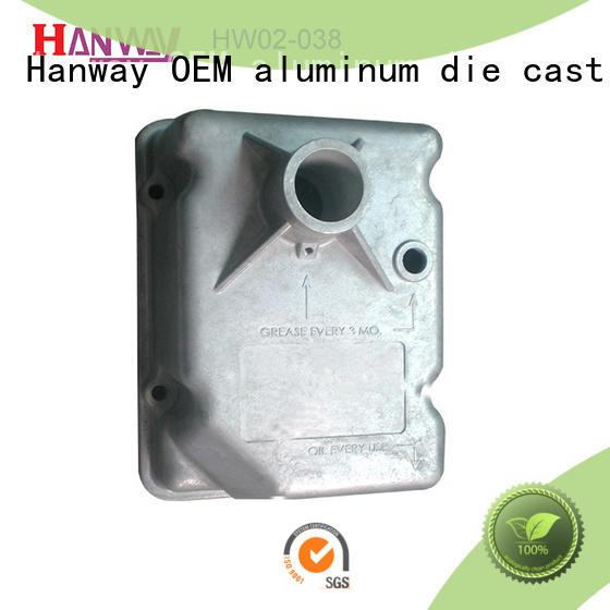 Hanway hw02001 stainless steel die casting series for industry