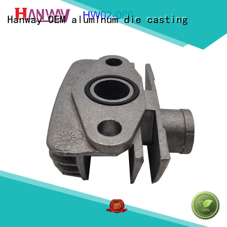 Hanway diecast Industrial parts and components wholesale for industry